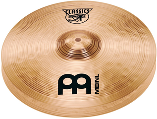 "Meinl Classics 14"" Powerful Hi-Hat"