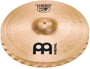 "Meinl Classics 14"" Powerful Soundwave Hi-Hat"