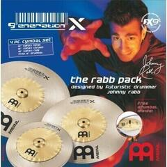 Meinl Generation X The Rabb Pack Cymbal Set