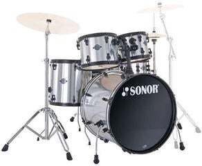 Sonor Smart Force Stage 1 Brushed Chrome