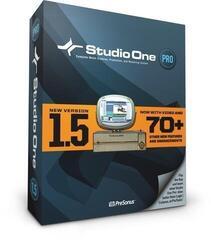 Presonus Studio One Upgrade Artist