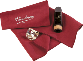 Vandoren Polishing Cloth PC300
