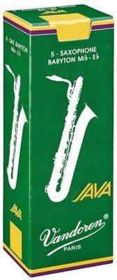 Vandoren JAVA 2 baritone sax
