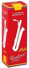 Vandoren Java Red Cut 4 Barytone Saxophone Reed