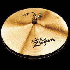 Zildjian A0120 Avedis A-Mastersound Hi-Hat 13 Med Top Heavy Bottom