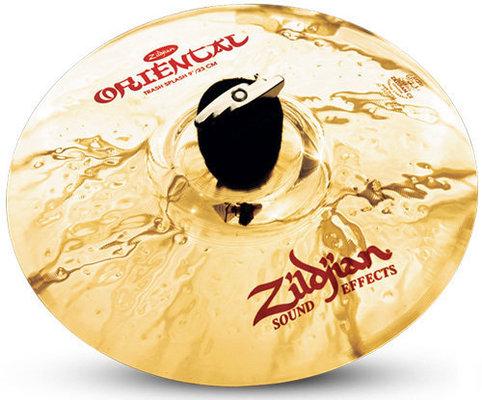 Zildjian A0609 Oriental Trash Splash 9