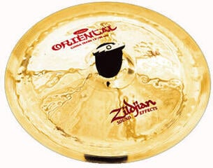 Zildjian A0612 Oriental Trash China Cymbal 12""