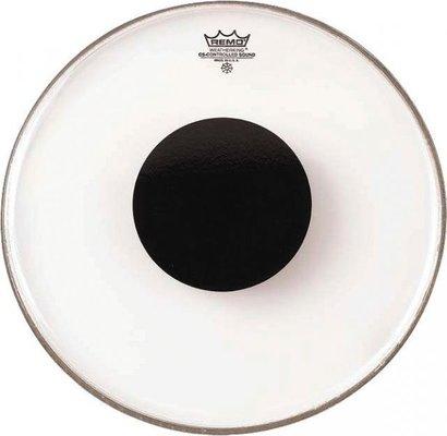 Remo Controlled Sound Clear Dot On Top 6''
