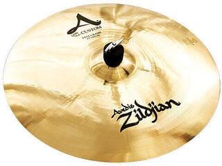 "Zildjian A20533 A-Custom Crash Cymbal 17"""