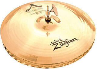 Zildjian A20553 A-Custom Mastersound Hi Hat Pair 15