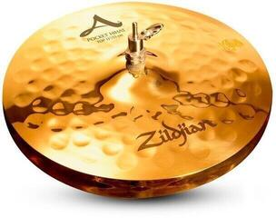 Zildjian A0144 Avendis A-New POCKET Hi-Hat Pair 13