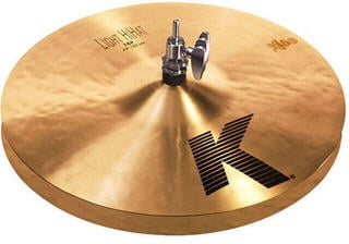Zildjian K0812 K-Light Hi Hat Pair 14
