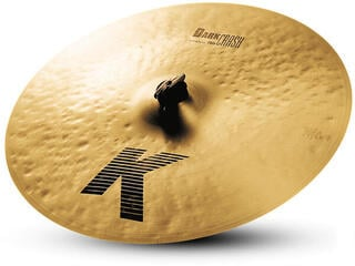 Zildjian K0903 K-Dark Thin Crash 17