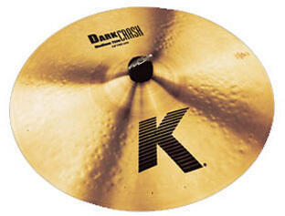 Zildjian K0905 K-Dark Thin Crash 19