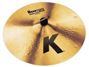 "Zildjian K0905 K-Dark Thin Crash Cymbal 19"""