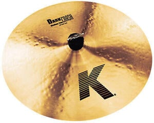 Zildjian K0913 K-Dark Medium Thin Crash 16