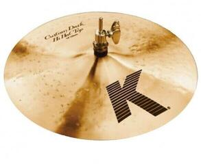 Zildjian K0940 K-Custom Dark Hi-Hats 13