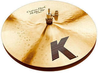 Zildjian K0943 K-Custom Dark Hi-Hats 14