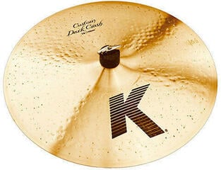 Zildjian K0952 K-Custom Dark Crash 17