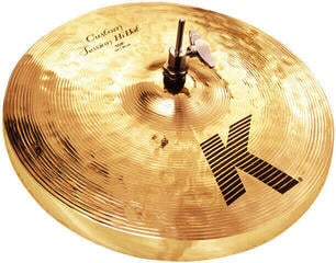 Zildjian K0993 K-Custom Session Hi-Hat 14