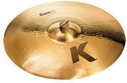 Zildjian K20835 K-Crash Ride Brilliant 21
