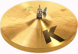 Zildjian K0923 K-Light Hi-Hat 15