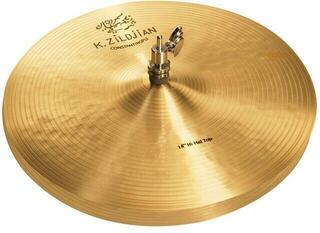 Zildjian K1070 K-Constantinople Hi-Hat Pair 14
