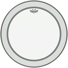 Remo Powerstroke 3 Clear 18''