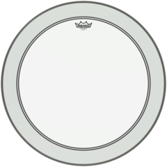 "Remo Powerstroke 3 Clear 24"" Drum Head"