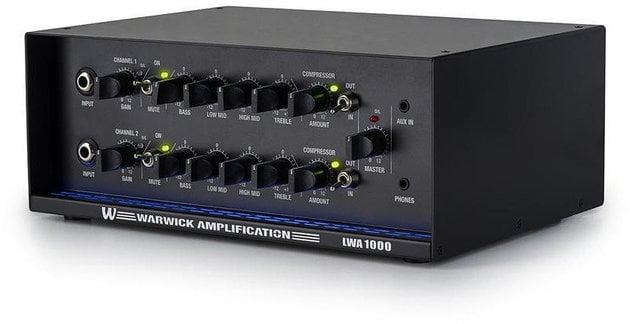 Warwick LWA 1000 Black