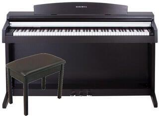 Kurzweil M-1 Digital Piano Simulated Rosewood (B-Stock) #924704