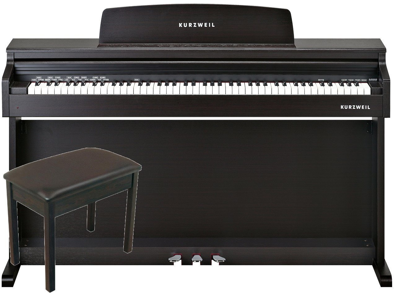 Kurzweil M100 Simulated Rosewood Digitální piano