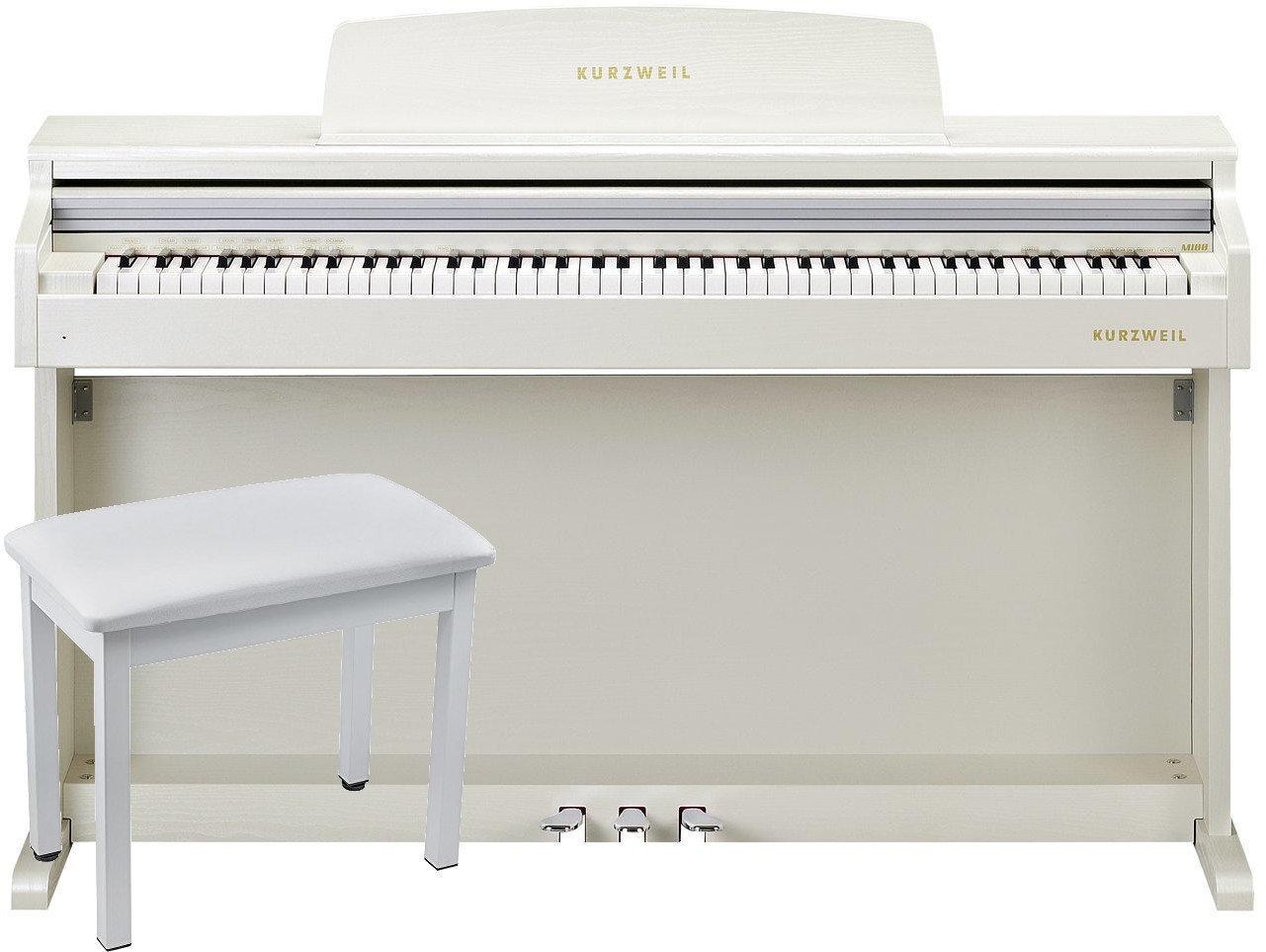 Kurzweil M100 Bílá Digitální piano