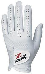 Srixon Premium Cabretta Mens Golf Glove White Right Hand for Left Handed Golfers M