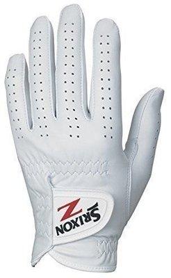 Srixon Premium Cabretta Mens Golf Glove White Right Hand for Left Handed Golfers M