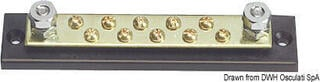 Osculati Bus-Bar Electric Terminal Board 10 x 4 mm