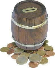 Sea-club Coin Box in Barrel Shape