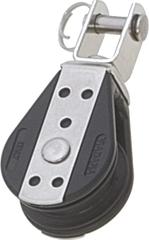 Viadana 34mm Single Strengthened Block Swivel With Shackle