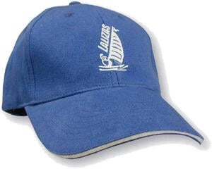 Lalizas Sailing Cap Blue
