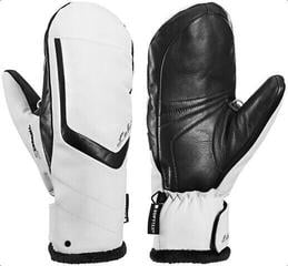 Leki Stella S Lady Mitt White/Black