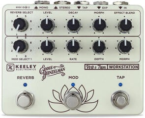 Keeley Eddie Heinzelman Verb o Trem Workstation