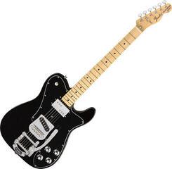 Fender FSR 72 Tele Custom MN Bigsby Black