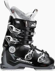 Nordica Speedmachine 85 W Black-Anthracite-White