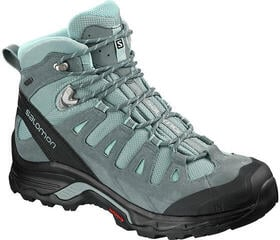 Salomon Quest Prime GTX W Lead/Stormy Weather/Eggshell Blue
