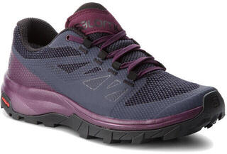 Salomon Outline GTX W Graphite/Potent Purple