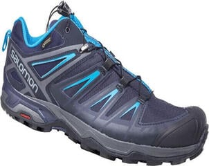 Salomon X Ultra 3 GTX Grey/Night Sky/Hawaii 8,5