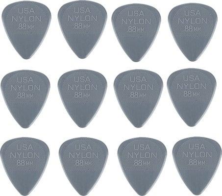 Fender 351 Shape Nylon 0.88 12 Pack