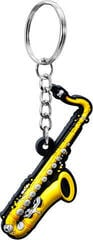 Musician Designer Music Key Chain Tenor Saxophone
