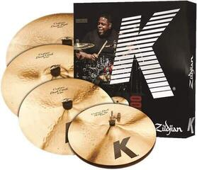 Zildjian K Custom Dark Box Činelski set