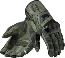 Rev'it! Gloves Cayenne Pro Black/Green